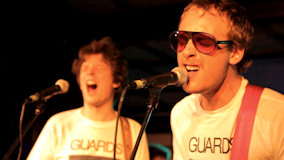 Deer Tick at Old Lantern Barn on Aug 28, 2011