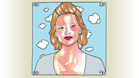 Jennifer Hall at Daytrotter Studio on Jul 18, 2012