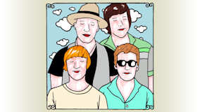 Denney &amp; The Jets at Daytrotter Studio on Nov 9, 2012