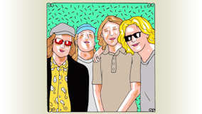 Drivin' N' Cryin' at Daytrotter Studio on Jun 5, 2013