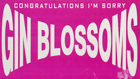 Gin Blossoms at Palumbo Center on Mar 18, 1996