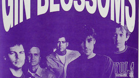 Gin Blossoms at Toronto Concert Hall on May 6, 1996