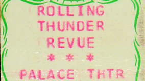 The Rolling Thunder Revue at Palace Theater Waterbury on Nov 11, 1975