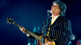 Paul McCartney at RFK Stadium on Jul 4, 1990