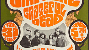 Grateful Dead at O'Keefe Center on Aug 5, 1967