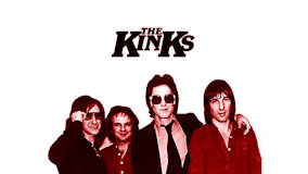 The Kinks at Winterland on Feb 19, 1977