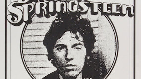 Bruce Springsteen at Winterland on Dec 15, 1978
