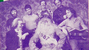Grateful Dead at Oakland Coliseum Arena on Dec 31, 1987