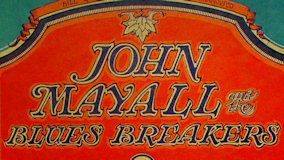 John Mayall & the Bluesbreakers at Fillmore Auditorium on Feb 9, 1968