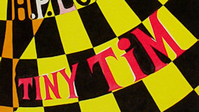 Tiny Tim at Fillmore Auditorium on May 9, 1968
