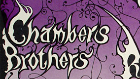 The Chambers Brothers at Fillmore Auditorium on May 29, 1968