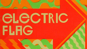 Electric Flag at Carousel Ballroom on May 18, 1968