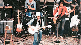 The Rolling Thunder Revue at Madison Square Garden on Dec 8, 1975