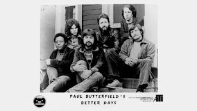 Paul Butterfield's Better Days at Winterland on Feb 23, 1973