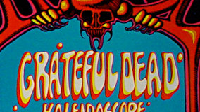 Grateful Dead at Fillmore West on Aug 22, 1968