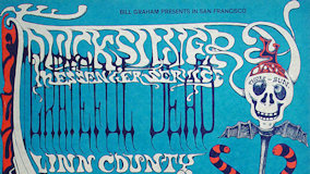 Quicksilver Messenger Service at Fillmore West on Nov 7, 1968