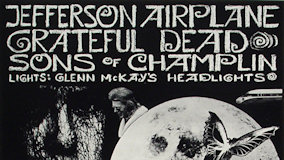 Jefferson Airplane at Winterland on Oct 25, 1969