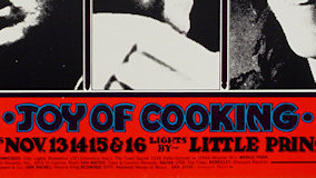 Joy of Cooking at Fillmore West on Nov 13, 1969