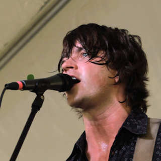 Rhett Miller at Outdoor Stage On Sixth on Mar 16, 2012