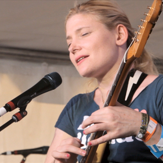 Marnie Stern at Stage On Sixth on Mar 13, 2013