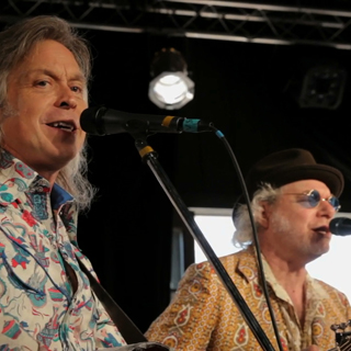 Buddy Miller & Jim Lauderdale at Stage On Sixth on Mar 15, 2013