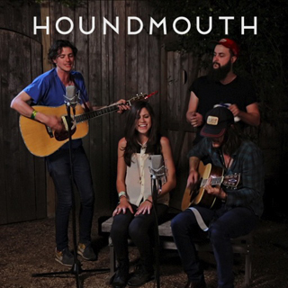 Houndmouth at Riverview Bungalow on Mar 14, 2013