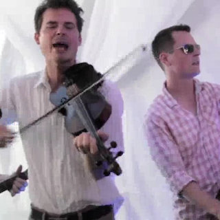 Old Crow Medicine Show at Hangout Music Festival on May 20, 2011