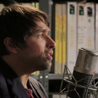 Peter Bjorn and John at Paste Magazine Offices on Apr 28, 2011