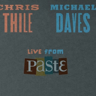 Chris Thile and Michael Daves at Paste Magazine Offices on May 17, 2011