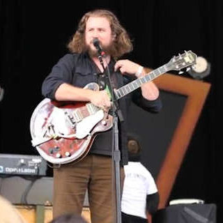 My Morning Jacket at Verizon Wireless Amphitheatre on Aug 23, 2011