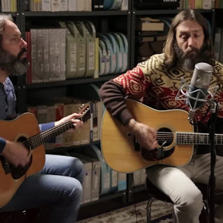 Chris Robinson Brotherhood at Paste Studios on Nov 20, 2015