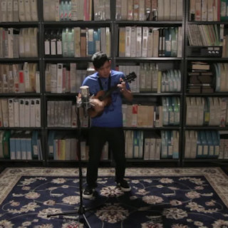 Jake Shimabukuro at Paste Studios on Nov 10, 2015