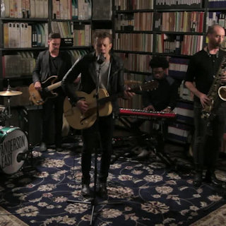 Anderson East at Paste Studios on Nov 14, 2015