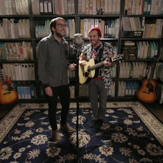 Good Old War at Paste Studios on Dec 16, 2015