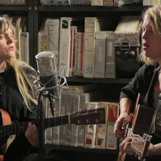 The Chapin Sisters at Paste Studios on Jan 11, 2016