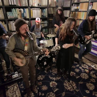 Banditos at Paste Studios on Jan 15, 2016