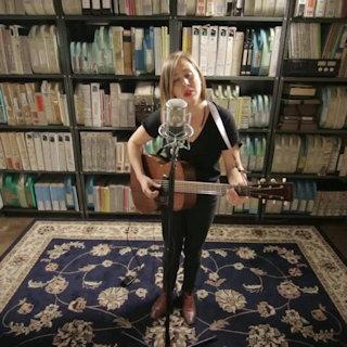 Sonya Kitchell at Paste Studios on Jan 19, 2016