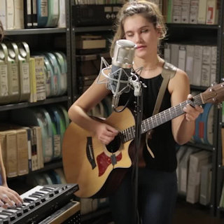 Lily & Madeleine at Paste Studios on Jan 20, 2016