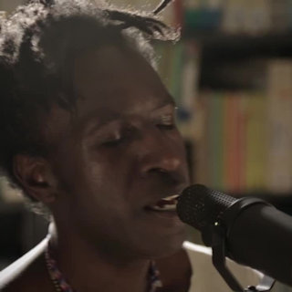 Saul Williams at Paste Studios on Feb 3, 2016