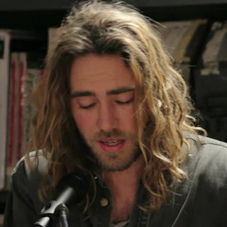 Matt Corby at Paste Studios on Feb 5, 2016