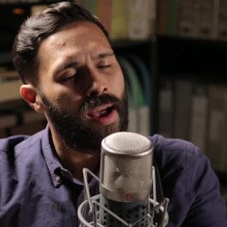 Ben Abraham at Paste Studios on Mar 4, 2016