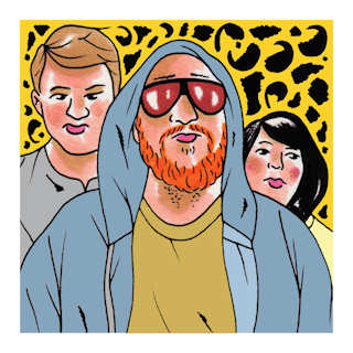 The By Gods at Daytrotter Studios on Mar 6, 2016