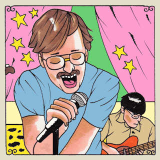 Foxing at Daytrotter Studios on Mar 6, 2016