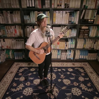 Laura Gibson at Paste Studios on Mar 8, 2016