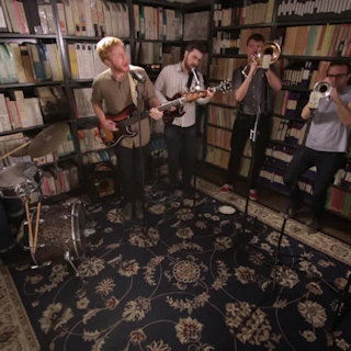 The Rad Trads at Paste Studios on Mar 9, 2016