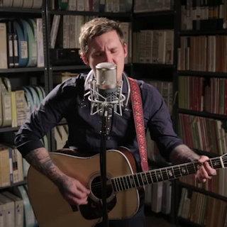 Brian Fallon at Paste Studios on Mar 10, 2016