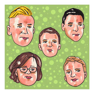 The Infamous Stringdusters at Daytrotter Studios on Mar 14, 2016