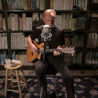 Jonathan Edwards at Paste Studios on Apr 6, 2016