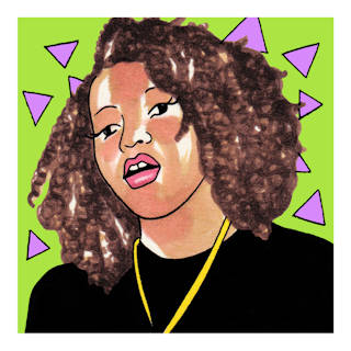 Jean Deaux at Daytrotter Studios on Apr 23, 2016