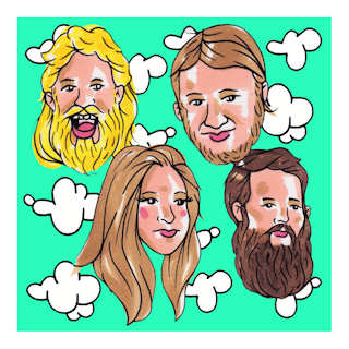 Lindsay Lou & The Flatbellys at Daytrotter Studios on Apr 26, 2016
